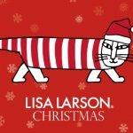 リサラーソンクリスマスフェア(松屋銀座)2017の販売商品や期間は?