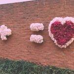 ハートの壁(原宿セントヴァレンタイン教会)の場所は?インスタ画像も!