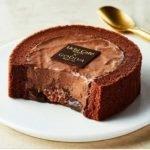 ローソン×ゴディバロールケーキの販売期間やカロリーは?味の感想も!