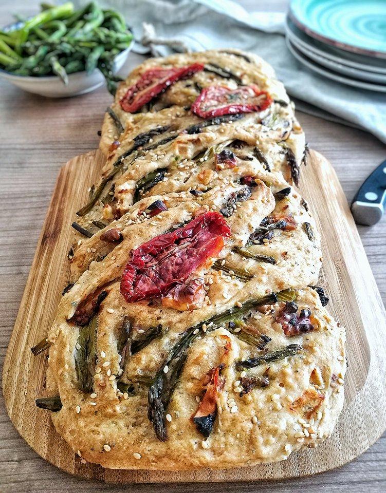 Pan farro agli asparagi: ricetta - Non Chiamatela Dieta