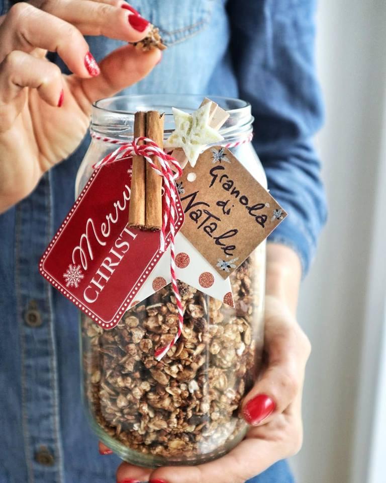 Granola di Natale - Non Chiamatela Dieta