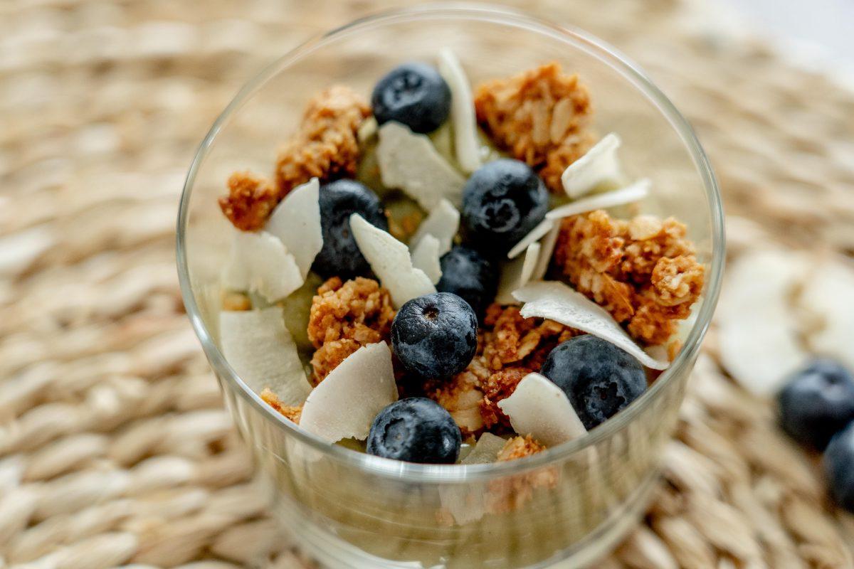 Crema di latte al thè matcha - Preparazione - Non Chiamatela Dieta