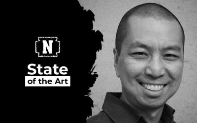 State of the Art #3: Leland Cheuk of 7.13 Books