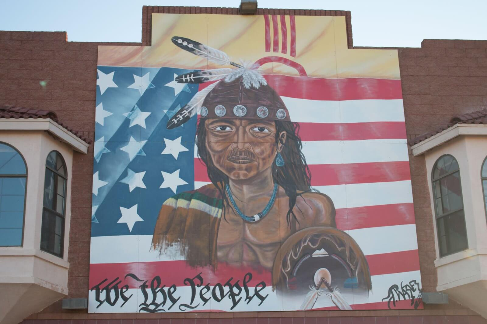 New Mexico Mural
