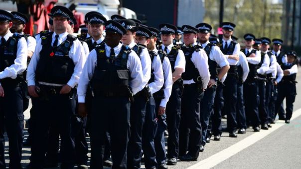 The Metropolitan Police has requested extra help of 200 officers from neighbouring forces