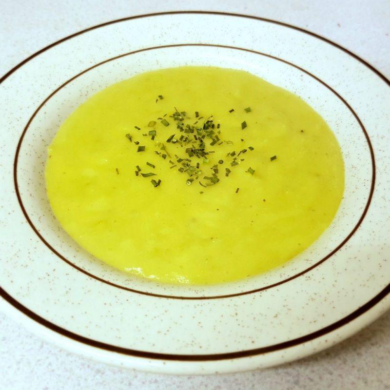 Leek&Potato Soup title image