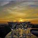 夕陽のカクテル