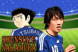 Mengingat Tsubasa Ozora Dunia Nyata, Shunsuke Nakamura Si Kidal Mematikan