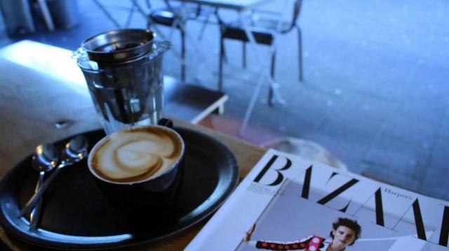 Rotterdam city guide coffee harpers bazaar latte art
