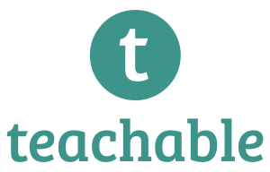 Create your own online course as a blogger to earn passive income with teachable