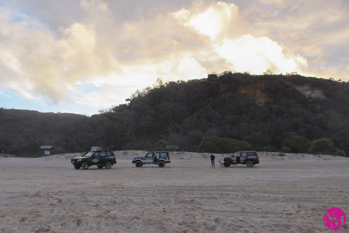 Fraser Island K gari by Noni May with Dropbear Adventures