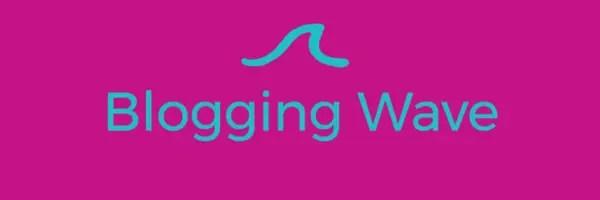 Blogging Wave logo DEf