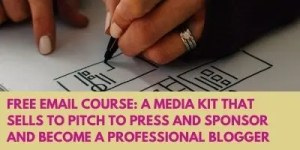 free course for bloggers and influencers