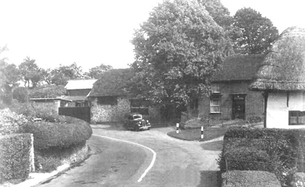 The Easole Butchers Shop in the 1950's