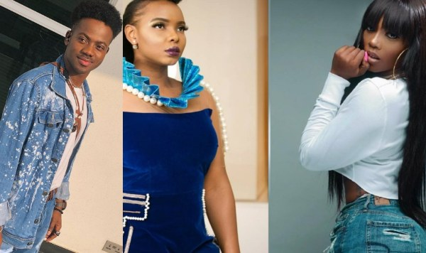 Korede Bello Shades Yemi Alade Over Beef With Tiwa Savage