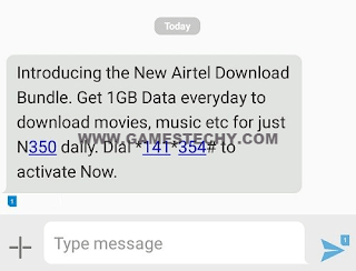 HOT!! How To Activate Airtel 1GB For N350 Download Bundle