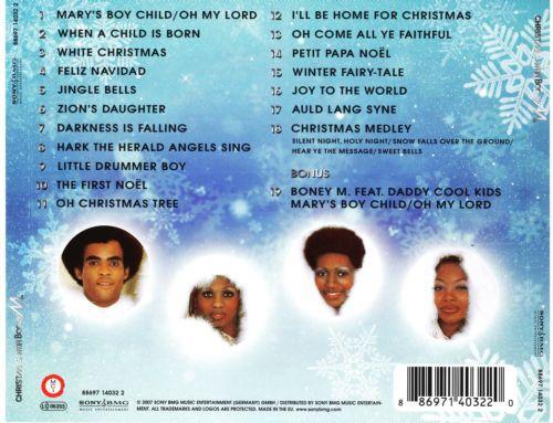 DOWNLOAD: Boney M. – Hark the Herald Angel Sing (Christmas Song)