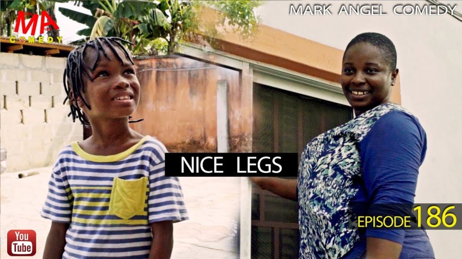 Mark Angel Comedy – Nice Legs [EPISODE 187]