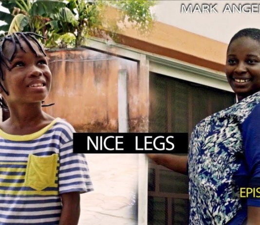 Mark Angel Comedy – Nice Legs