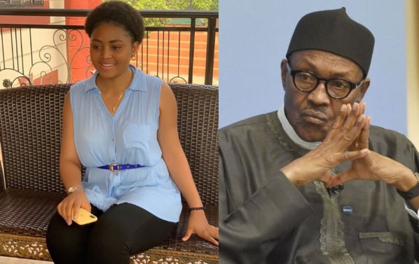 Regina Daniels Blasts Buhari After Being Appointed Youth Campaign Coordinator For Atiku