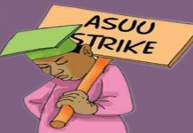 BREAKING NEWS!: ASUU Strike Has Been Suspended