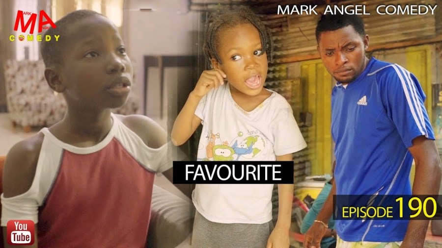Comedy Video: Mark Angel Comedy – Favourite