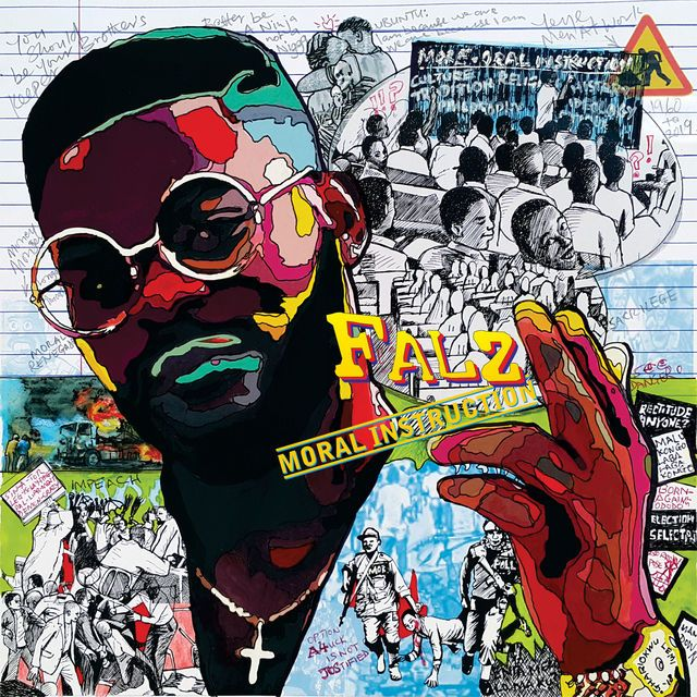 DOWNLOAD ALBUM : Falz – Moral Instruction