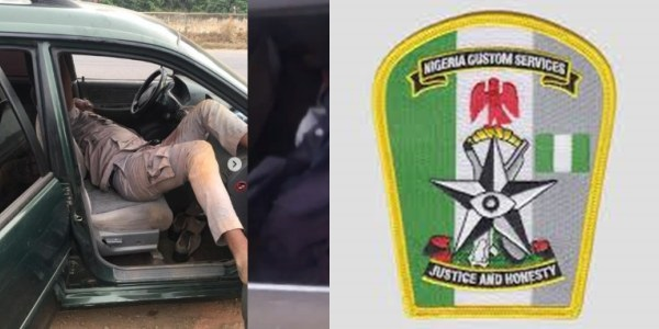 Nigerian Customs officer kills a Citizen returning from abroad just because of #5,000 bribe (Watch Video)