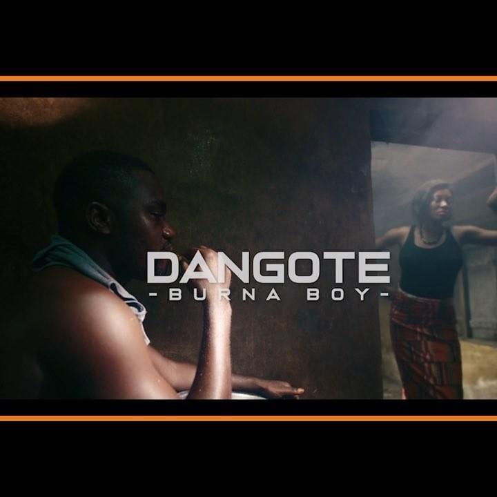 Download: Burna Boy – Dangote (Official Video)