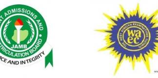 JAMB Assures Candidates of a Resolved Exam Schedule With WAEC