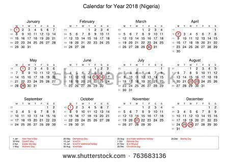 FG Declares April Friday 19th and April 22nd Public Holidays
