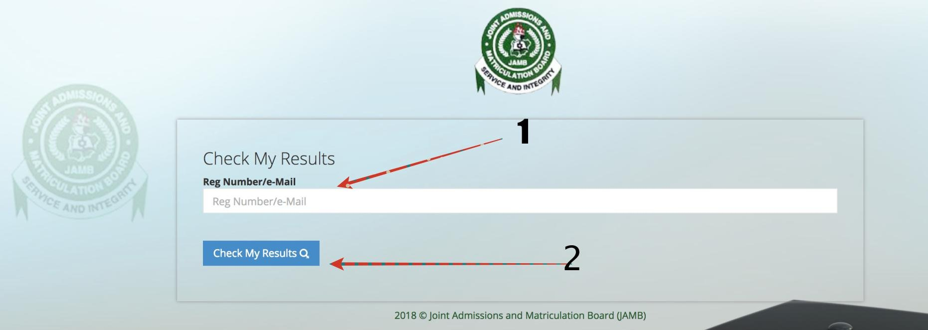 How to Check 2019 JAMB UTME Results Through Sms & Online