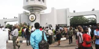 UI Academic Calendar For 2018/2019 Session