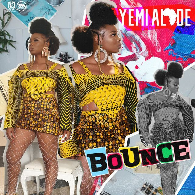 Music: Yemi Alade – Bounce