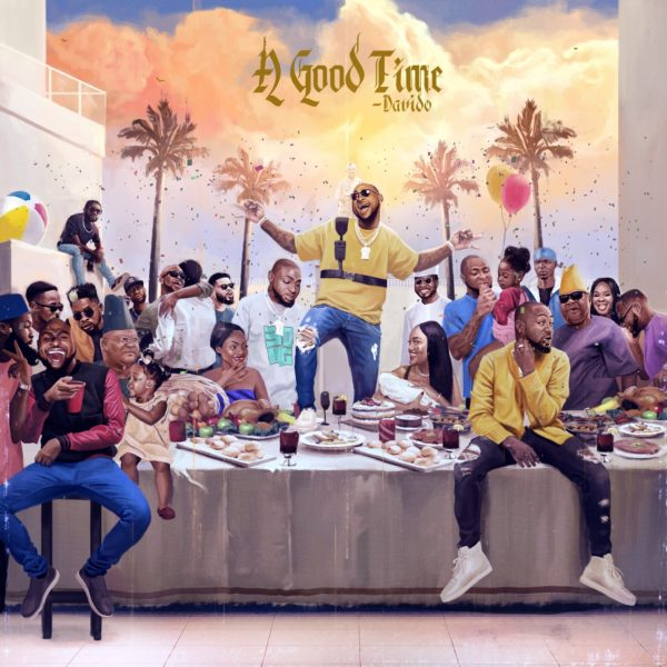 Music: Davido – Intro (A Good Time)