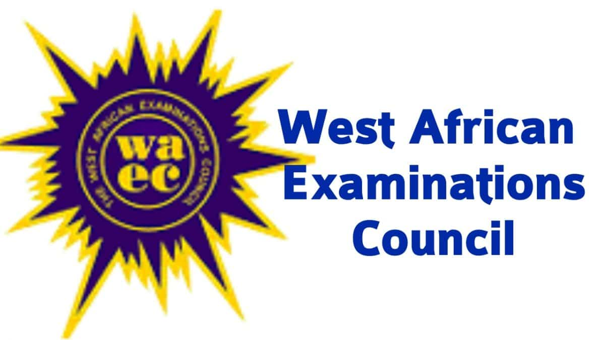 WAEC GCE 2020 TIMETABLE FOR 1ST SERIES