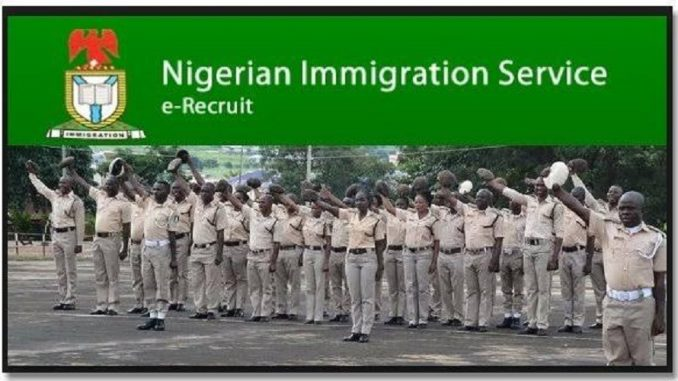 Nigeria Immigration Recruitment 2020/2021 Application Form Portal
