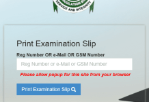 Direct Entry Candidates won't be participating in JAMB reprinting