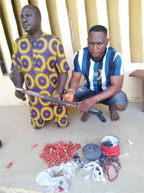Notorious Cult Leader, Mukaila, Arrested By Police In Lagos (Photo)