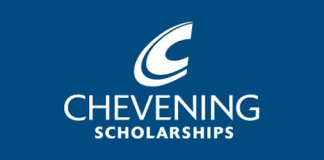 British Chevening scholarships 20200