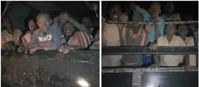 Abducted Kankara students regain their freedom