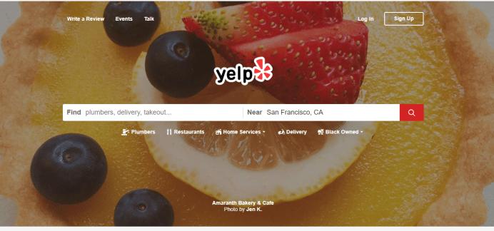 How to delete Yelp account