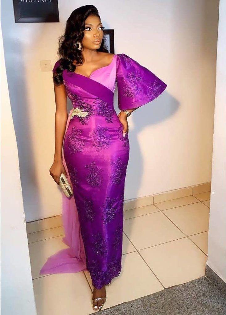 Ankara Gown Styles 5