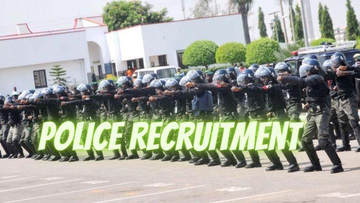 Police Recruitment