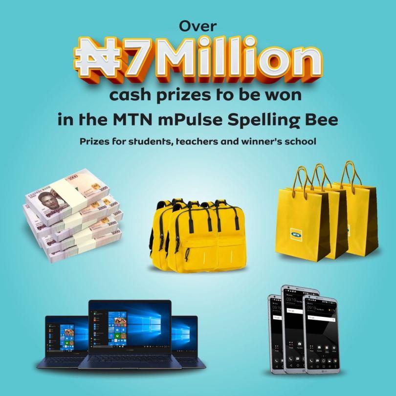 MTN mPulse Spelling Bee 2021
