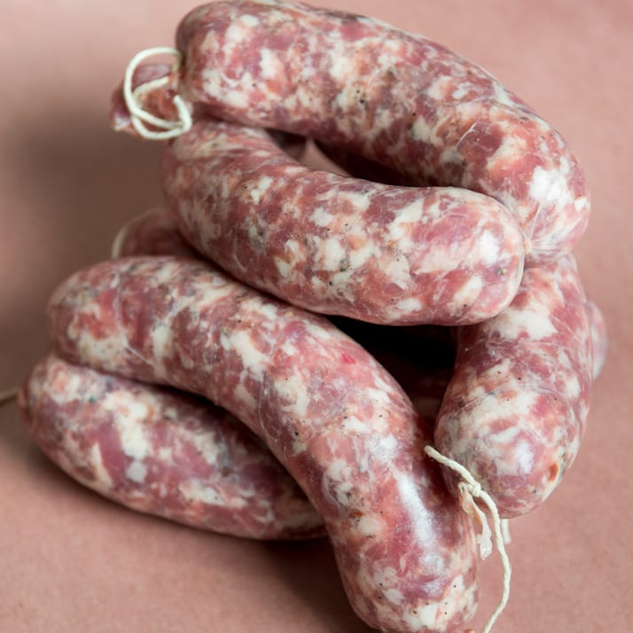 Italian sausage