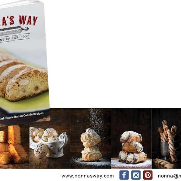 Italian cookie recipe book