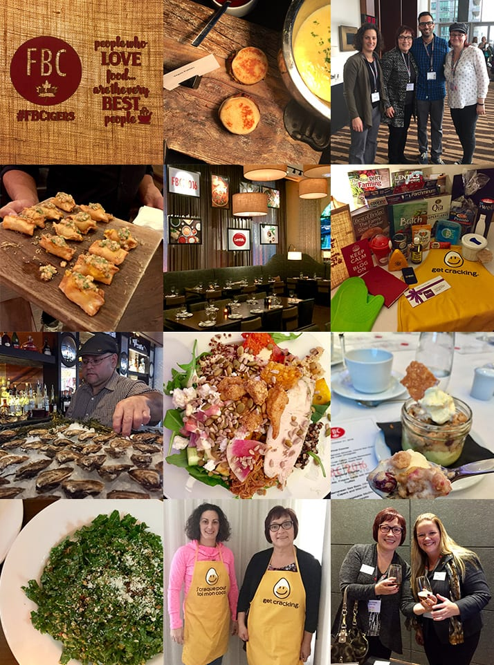 food bloggers of canada conference 2016