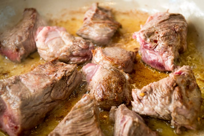 browning-veal-for-spaghetti-sauce
