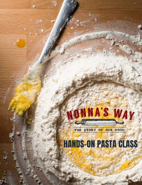 pasta classes at nonnasway